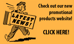 NEW! Promotional Items Catalog